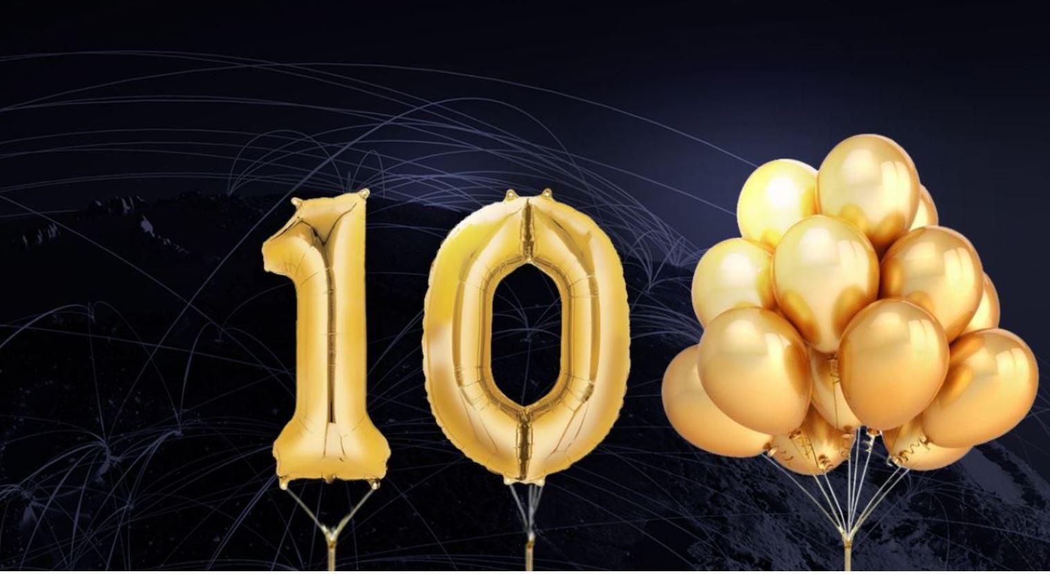 10 years of EMBIQ!